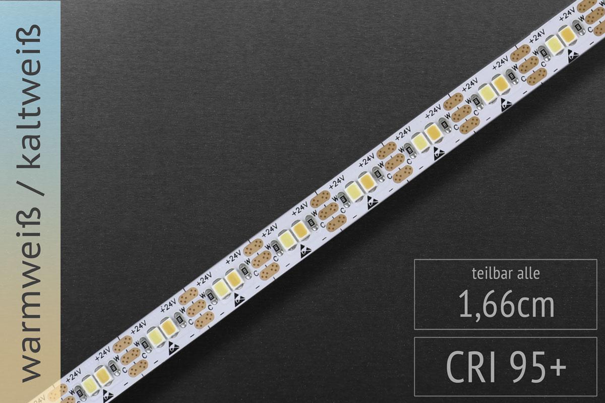 Tuneable White LED-Streifen