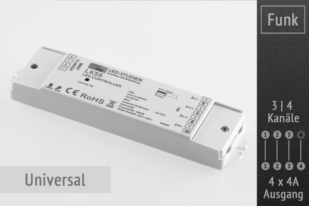 LED Funk-Controller
