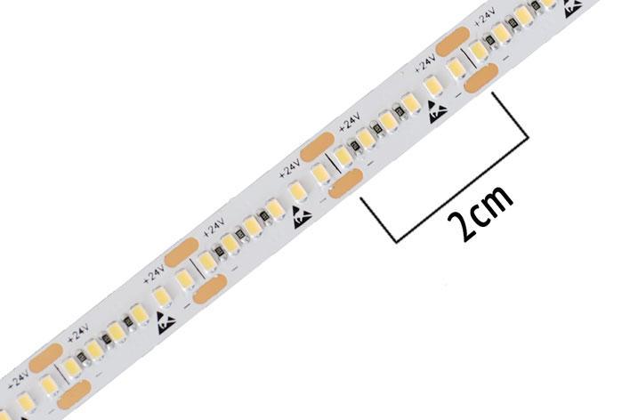 LED-Streifen teilen
