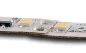 LED-Streifen zusammengefügt