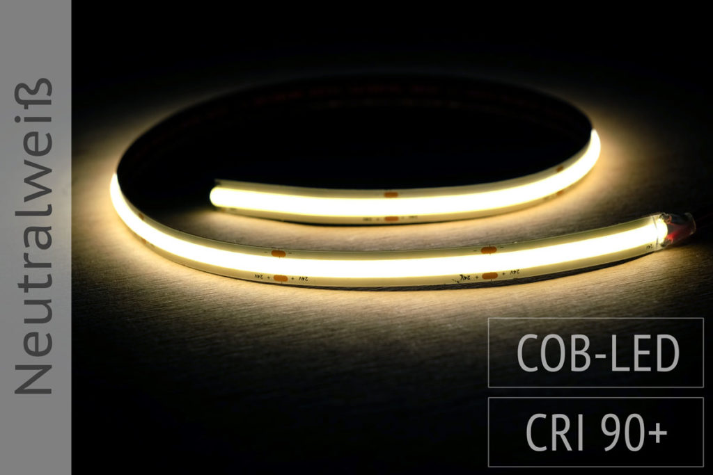 COB LED-Band, neutralweiss