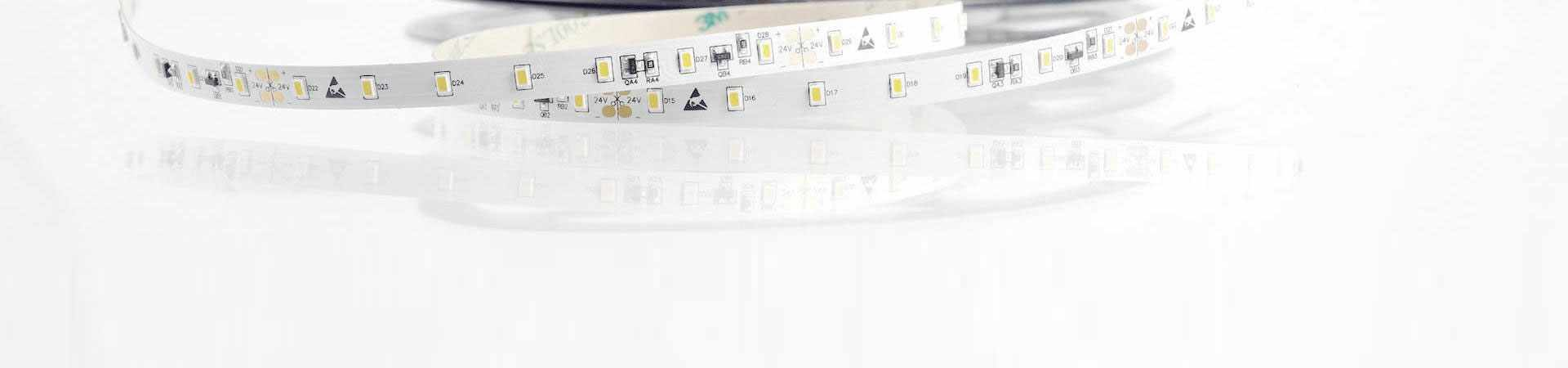 LED-Streifen Info Headerbild